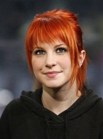 MTV TRL Hayley Williams